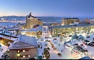 Masal Gibi Bir şehir :KİRUNA ve buz Hotel...VİDEO
