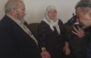 Mehmet amca, Stockholm'de 70 yıl sonra ilk defa eşinin...