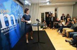 Moderat Parti Lideri Batra, istifasını açıkladı