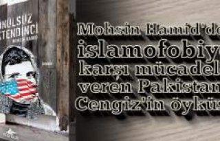 Mohsin Hamid'in İslamofobi romanı: Gönülsüz...