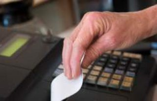 Müşteriye yazar kasa fişi vermemenin cezası 10...