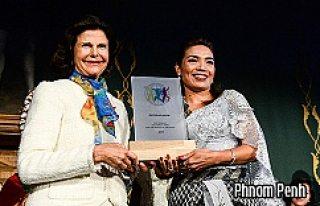 Nobel Çocuk Barış Ödülü'de Stockholm'de...