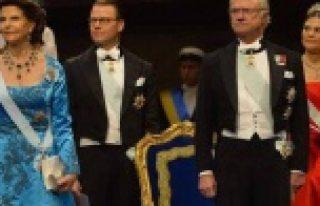 Nobel Ödülleri Stockholm'de sahiplerine verildi...