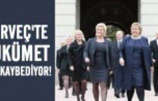 Norveç Hükümeti Güç Kaybediyor!