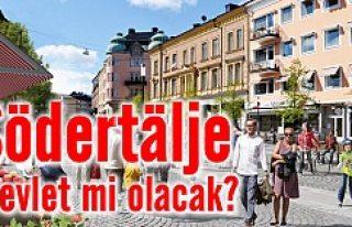 Norveç polisinden uyarı, Södertälje'de devlet...