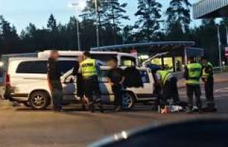 Norveç'te 14 İsveçli tutuklandı