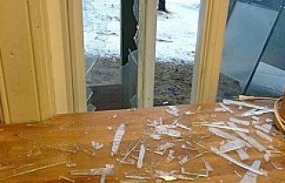 Norveç'te inatçı hırsızlar kafayı fırına...