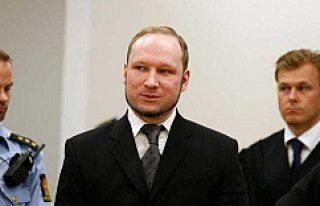 Norveçli Breivik'e 3 bin 500 destek mektubu