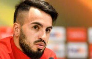 Östersundslu futbolcu Irak'ta depreme yakalandı