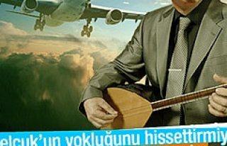 Ozan Tufan uçakta mikrofonu alıp Mihriban'ı...