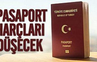 Pasaport harçlarının düşürülmesi için meclise...