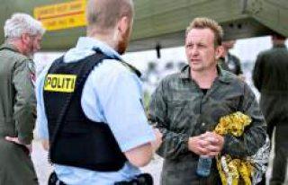 Peter Madsenİsveçli gazetecinin cinayet zanlısına...