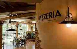 Pizzariye'ye silahlı baskın!