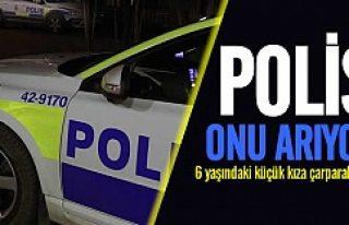 Polis, Malmö'de 6 yaşındaki kıza çarpan...