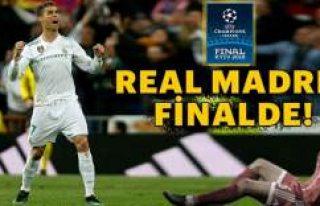 Real Madrid Şampiyonlar Ligi Finalinde!