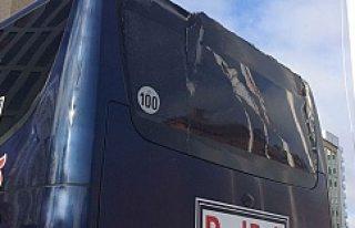 İsveç'te otobüse saldırı!