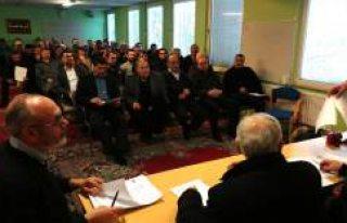 Rinkeby Cami'sinin Yeni Başkan ve Yönetim Kurulu...