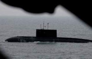 Röportaj yapmak için denizaltıya binen İsveçli...