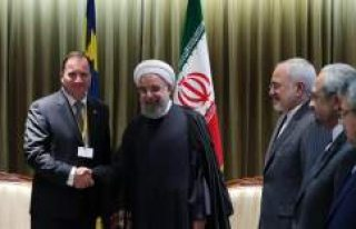 Ruhani: Tahran-Stockholm ilişkilerinde yeni dönem...
