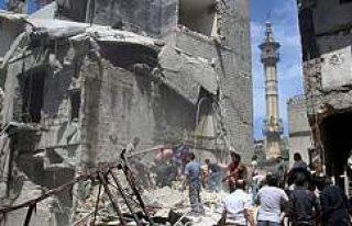 Rus jetleri yine sivilleri vurdu: 15 ölü