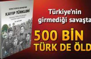 'Ruslar, Türkleri Hitler'e yem yaptı'