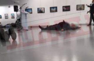 Rusya Büyükelçisi Ankara'da silahlı suikasta...