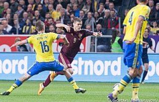 Rusya İsveç maçı HABERTÜRK TV'de!