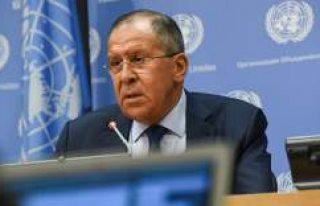 Sergey LavrovLavrov: Rusya'nın İsveç seçimlerine...
