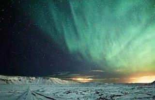 Son yılların en muhteşem Kuzey Işıkları, İsveç'te...
