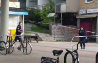 Stockholm'de bir kişi bıçaklandı