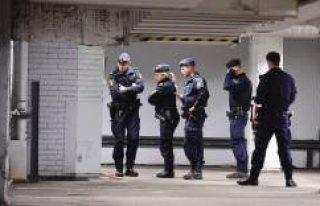Stockholm'de güvenlik görevlisi saldırıya...