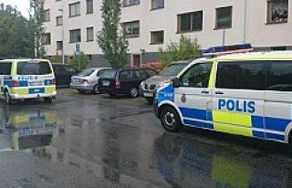 Stockholm'de Kürt ve Türk Derneği'ne...