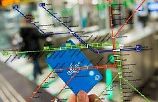 Stockholm metrosuna en çok kaçak binilen yerler...