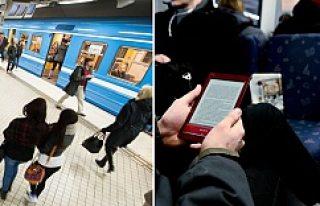 Stockholm Metrosunda internet kesintisine son!