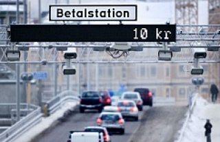 Stockholm Trafik sıkışıklığı (trängelskatt)...