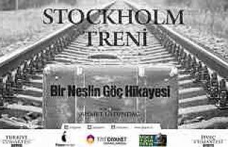Stockholm Treni Belgeseli'nin yayınlanma tarihi...