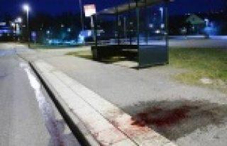 Stockholm'de trafikte yol vermeme kavgası ölümle...