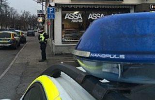 Stockholm'de uyuşturucu tacirlerine operasyon!