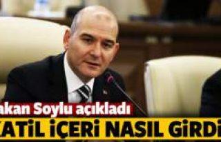 Süleyman Soylu'dan 'Ortaköy saldırısı...