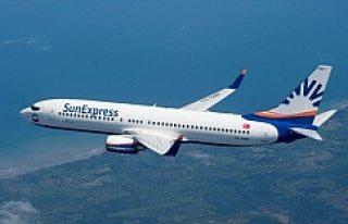 SunExpress'in Antalya'dan Kopenhag ve Stockholm...