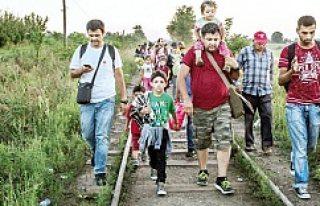 Suriyeli Macid Ailesi, yedi ülke geçip İsveç'e...