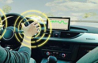 Sürücünün dalgınlığını algılayan akıllı...