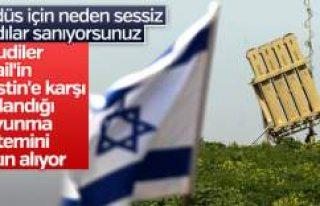 Suudi Arabistan İsrail'den 'Demir Kubbe'...