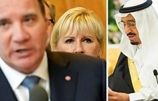 Suudi Arabistan, İsveç iş adamlarını ülkeye...