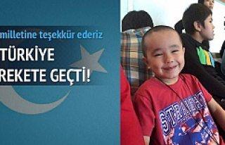 Tayland'da tutuklu 173 Uygur Türk'ü Kayseri'ye...