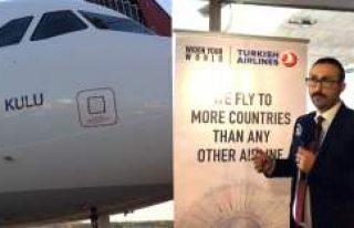 THY Stockholm- Ankara direk uçuşları 46 kg bagaj...