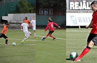 Türk gençleri İsveç Futbolu'nun geleceğini...
