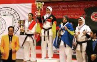 Türk Kızı 'Dünya Gençler Karate Şampiyonası'nda...