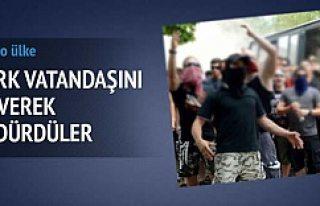 Türk vatandaşını döverek öldürdüler!