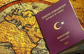 Türk vatandaşlarının Avrupa'ya vizesiz gitme...